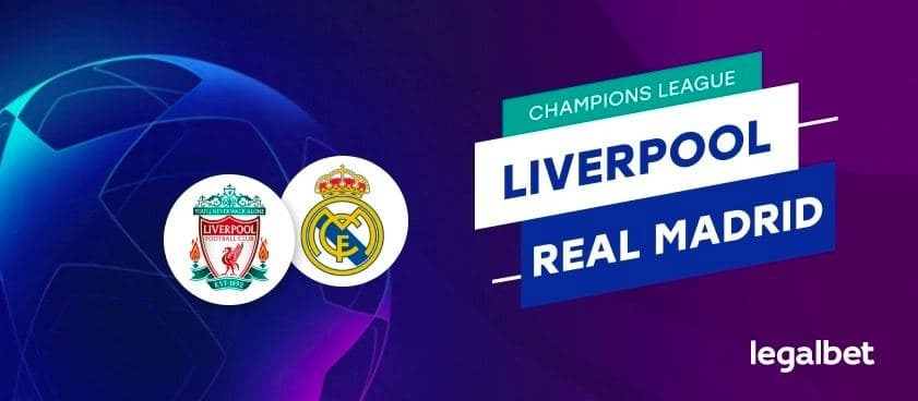 Apuestas Liverpool - Real Madrid