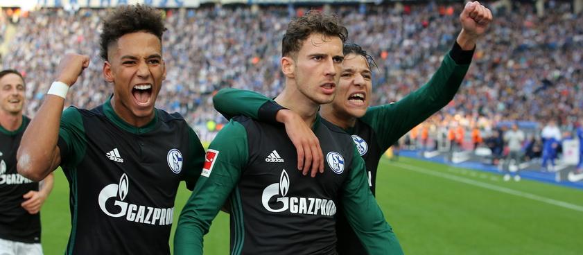 Schalke 04 - Hertha Berlin. Pontul lui Paul
