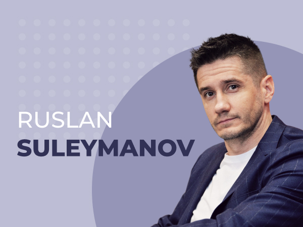 Ruslan Suleymanov: When the bookie gets excited.