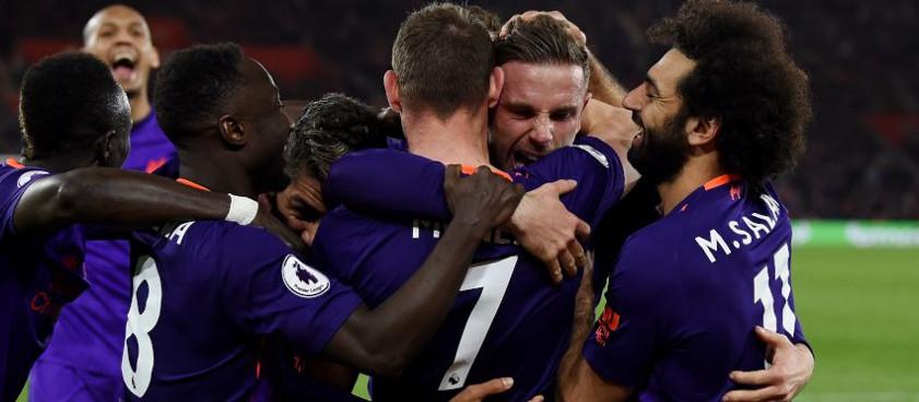 Pronóstico Liverpool - Chelsea, Premier League 2019