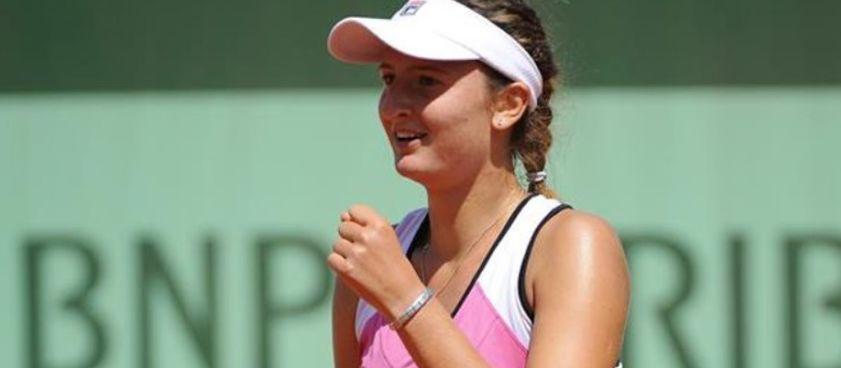 Pontul zilei din tenis 01.06.2019 Irina Begu vs Amanda Anisimova
