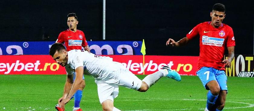 CFR Cluj - FCSB: Pronosticuri Liga 1 Betano (play-off)