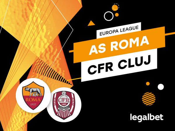 Karbacher: AS Roma - CFR Cluj: cote la pariuri şi statistici.