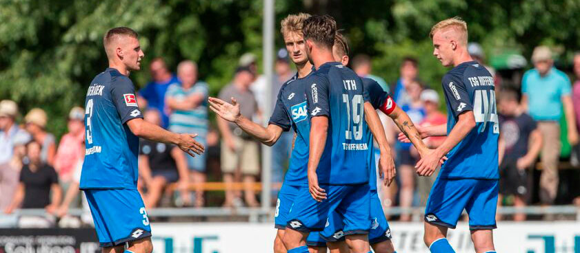 Прогноз на матч «Хоффенхайм» — «Падерборн»: смогут ли «деревенские» продлить победную серию