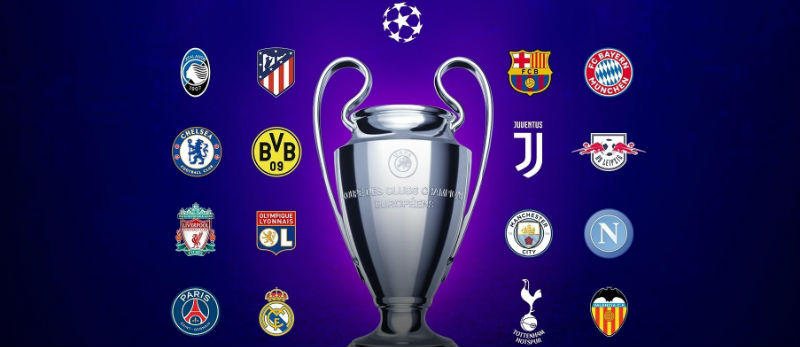 Preview optimi Champions League 2020