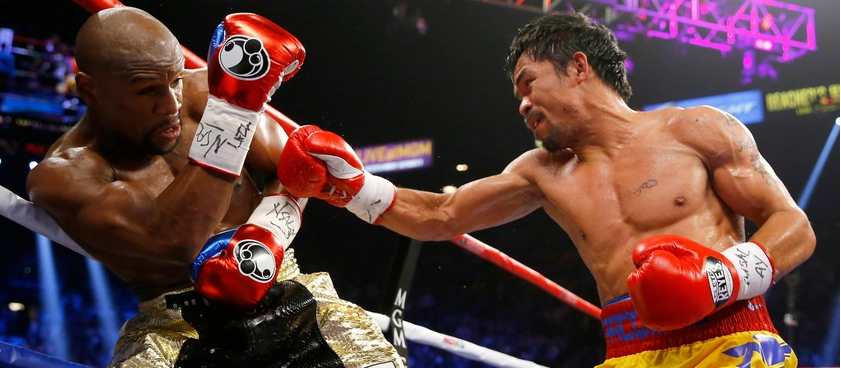 Мейвезер — Пакьяо: букмекеры считают, что легенды бокса проведут реванш 3 мая