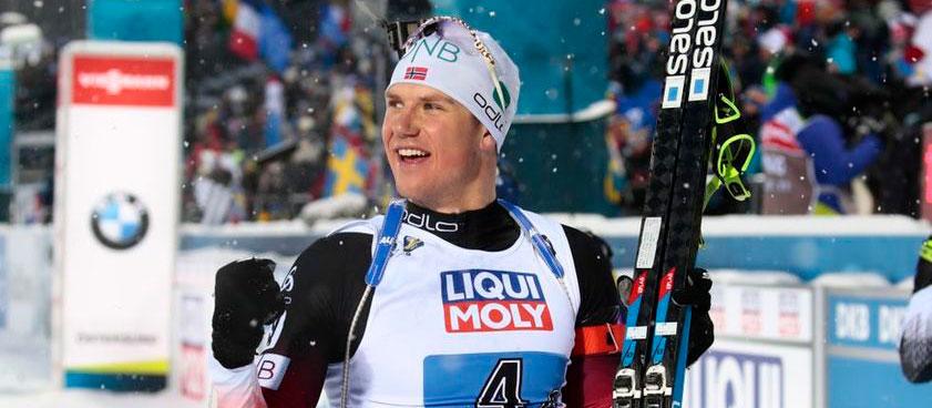 Последний этап КМ по биатлону: ставим на спринтерские гонки в Норвегии