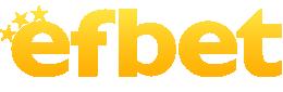 Logoul casei de pariuri Efbet - legalbet.ro