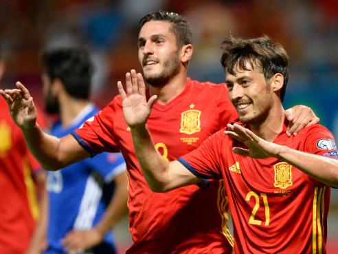Macedonia e Inglaterra ponen a prueba a los de Lopetegui