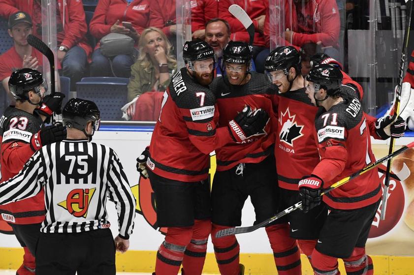 Канада - Латвия прогноз на матч