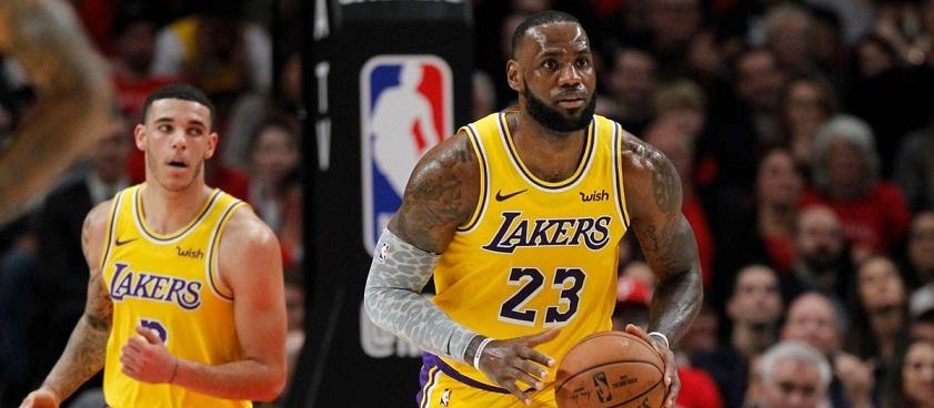 Los Angeles Lakers - Houston Rockets   Ponturi Pariuri Baschet NBA