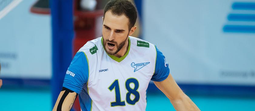 «Зенит» Казань – «Зенит» Санкт-Петербург: прогноз на волейбол от VolleyStats