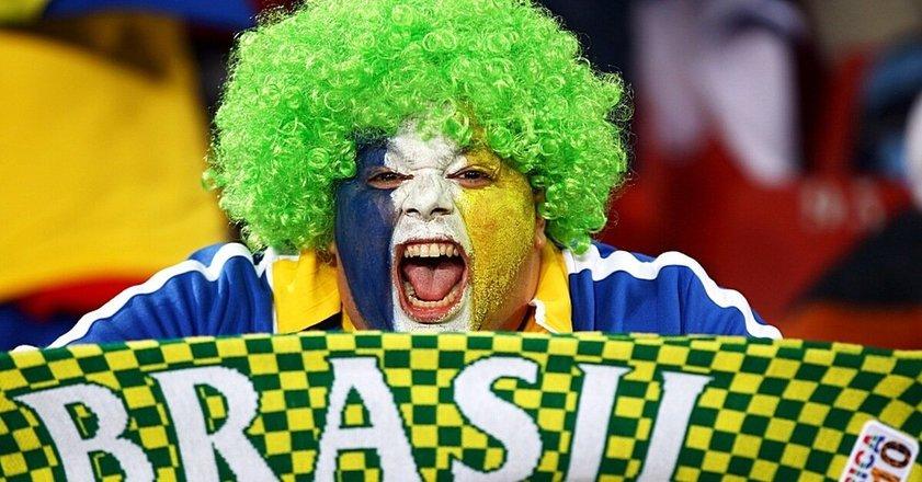 Бразилия. Серия Б.