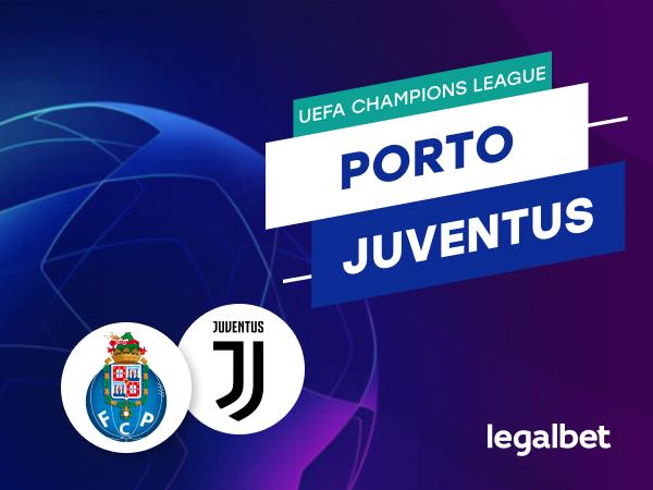 Maraz: FC Porto - Juventus Torino, cote la pariuri, ponturi si informatii.