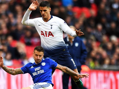 legalbet.ro: Cardiff City - Tottenham Hotspur: prezentare cote la pariuri si statistici.