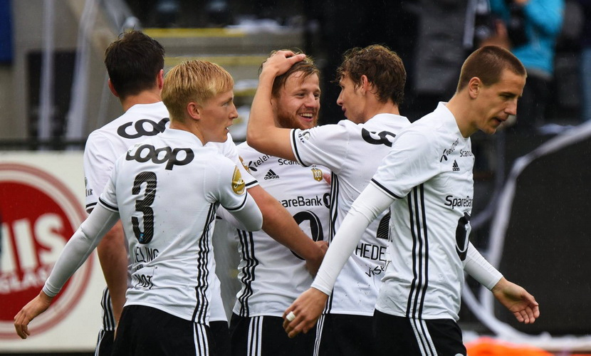 Campionatul Norvegiei: Rosenborg - Sandefjord (Eliteserien - Etapa 16)