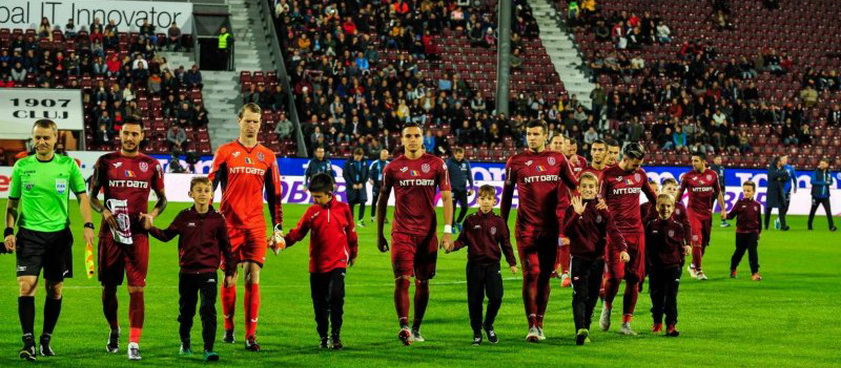 CFR Cluj - FC Hermannstadt: Predictii sportive Liga 1 Betano