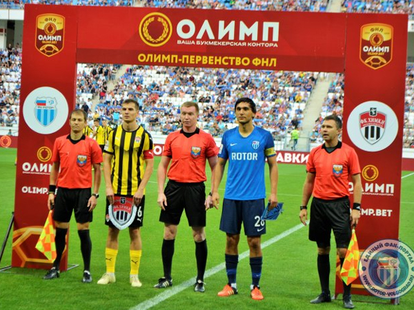 BK_Olimp: Матч Олимп-ФНЛ в Волгограде собрал более 22 000 зрителей, установив рекорд посещаемости лиги в нынешнем сезоне.
