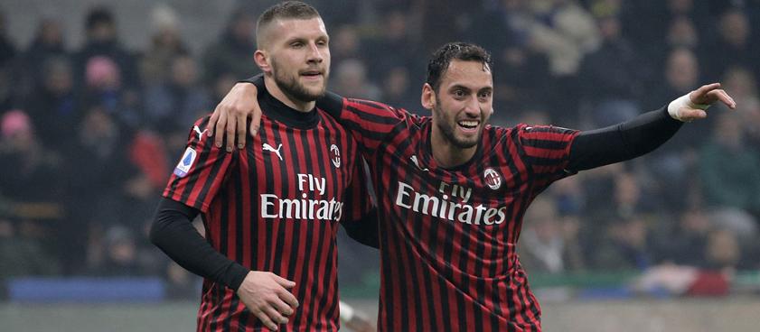 Милан – Торино: красно-чёрные возьмут три очка