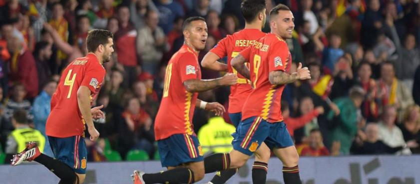 Pronóstico España - Islas Feroe, Clasificación Eurocopa 2020