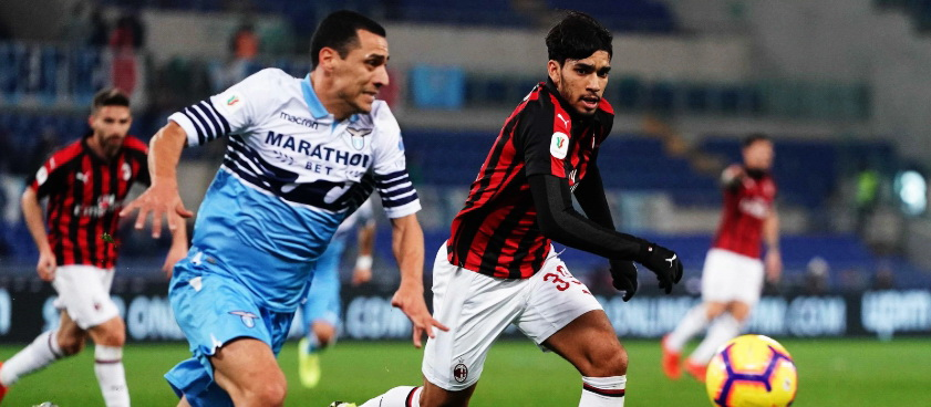 Milan - Lazio. Ponturi pariuri Serie A