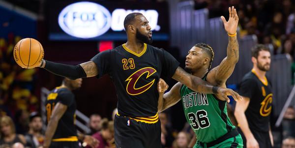 Регулярный чемпионат NBA. Прогноз на матч Бостон - Кливленд
