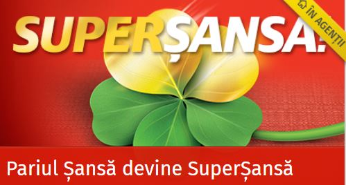 Pariu Super Sansa: pariul sansa devine pariul super sansa la Superbet