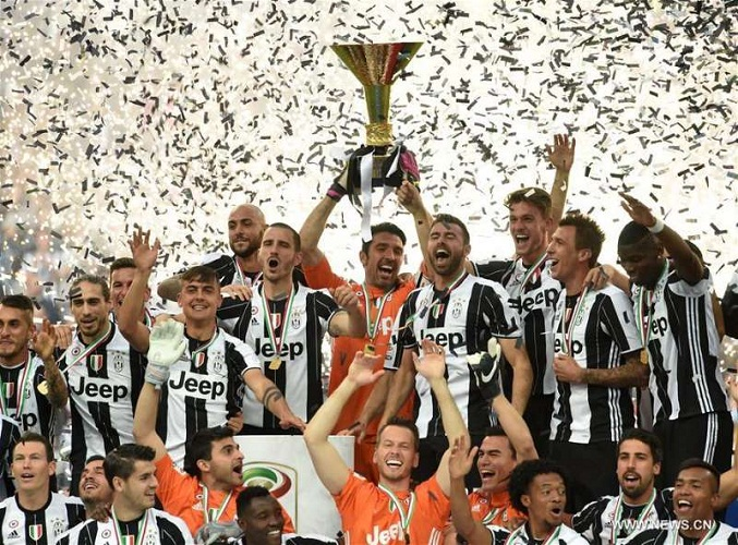 Serie A: Chievo e OUT, Frosinone inca spera, iar Juventus e CAMPIOANA!