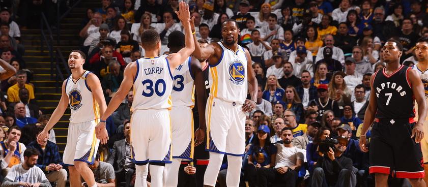 Golden State Warriors - Toronto Raptors. Ponturi Pariuri NBA