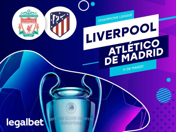 Antxon Pascual: Previa, análisis y apuestas Liverpool - Atlético de Madrid, Champions League 2020.
