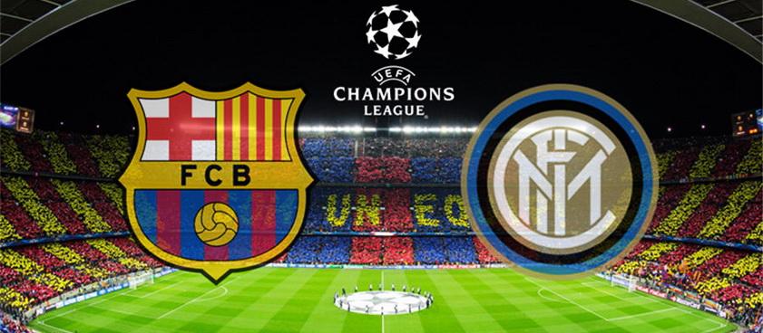FC Barcelona - Inter Milano. Ponturi Pariuri Liga Campionilor