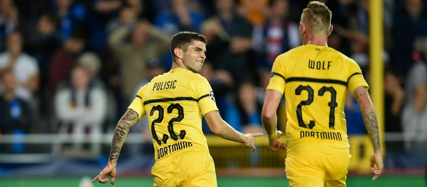 Borussia Dortmund - Club Brugge: Ponturi pariuri Champions League
