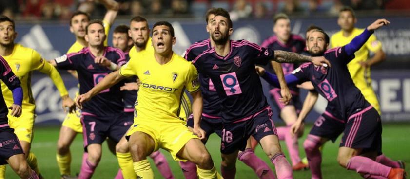 Osasuna - Cadiz: Ponturi fotbal La Liga2