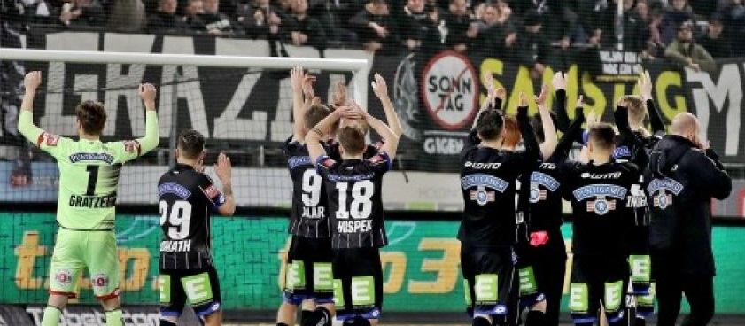 Sturm Graz - Hartberg. Pontul lui rossonero07