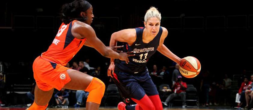 «Лас-Вегас Эйсес» – «Вашингтон Мистикс»: прогноз на полуфинал WNBA