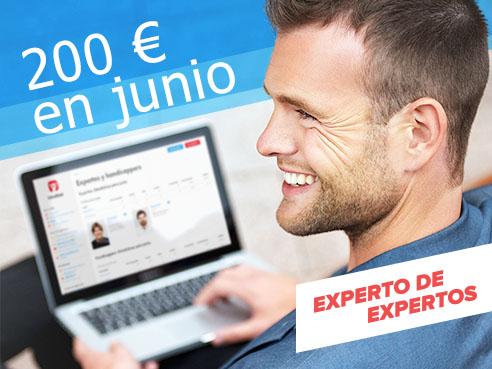 """Concurso """"Experto de expertos"""" del mes de junio"""