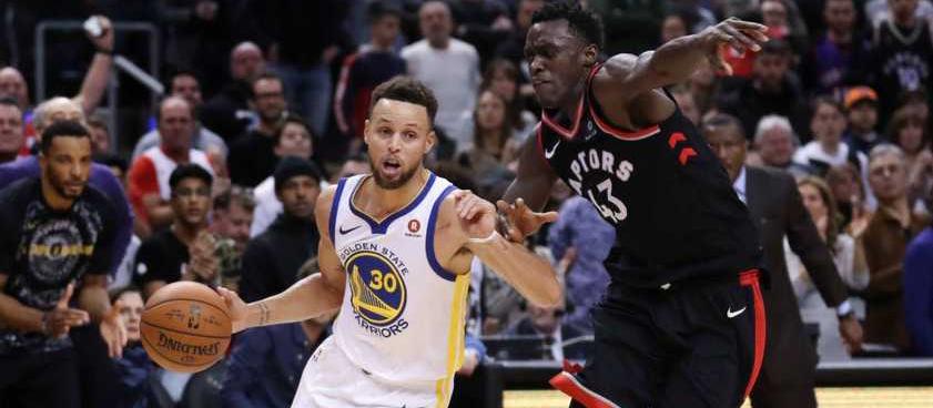 «Торонто Рэпторз» — «Голден Стэйт»: Прогноз на второй матч финала НБА
