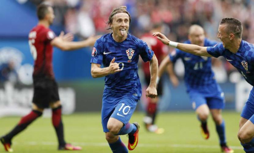 Euro 2016: Cehia intalneste Croatia