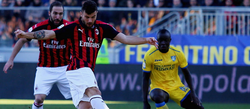 AC Milan - Frosinone: Ponturi fotbal Serie A