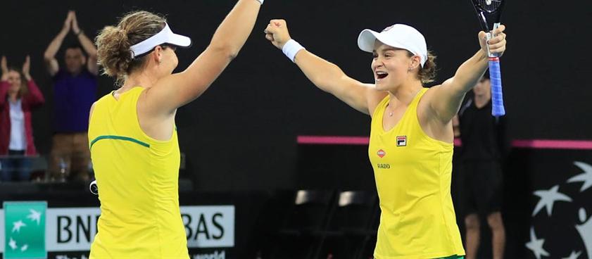 Australia – Franta: pronosticuri Tenis Fed Cup