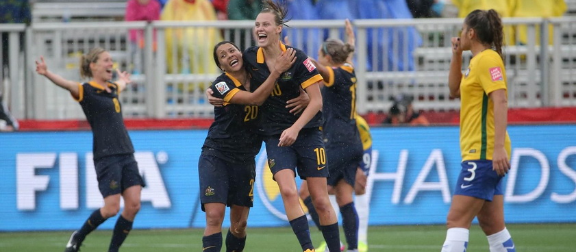 Australia - Brazilia. Ponturi Campionatul Mondial Feminin