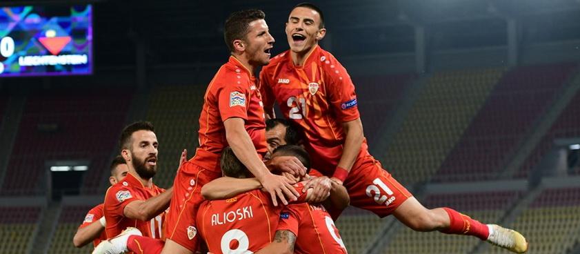 Liechtenstein - Macedonia: Predictii pariuri Uefa Nations League