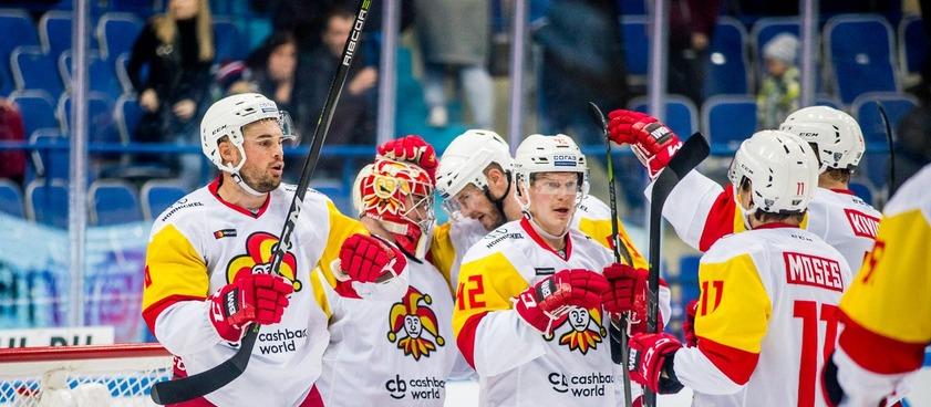 Прогноз на матч КХЛ «Йокерит» - «Барыс»: принесут ли Хельсинки удачу?