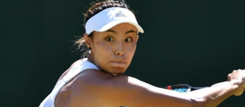 Pontul zilei din tenis 29.09.2019 Qiang Wang vs Ajla Tomljanovic