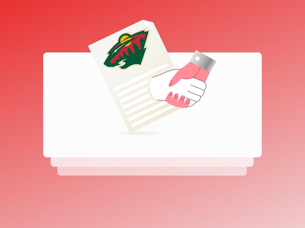 Legalbet.ru: Капризов подписался с «Миннесотой». Линии на достижения Кирилла в этом сезоне НХЛ.