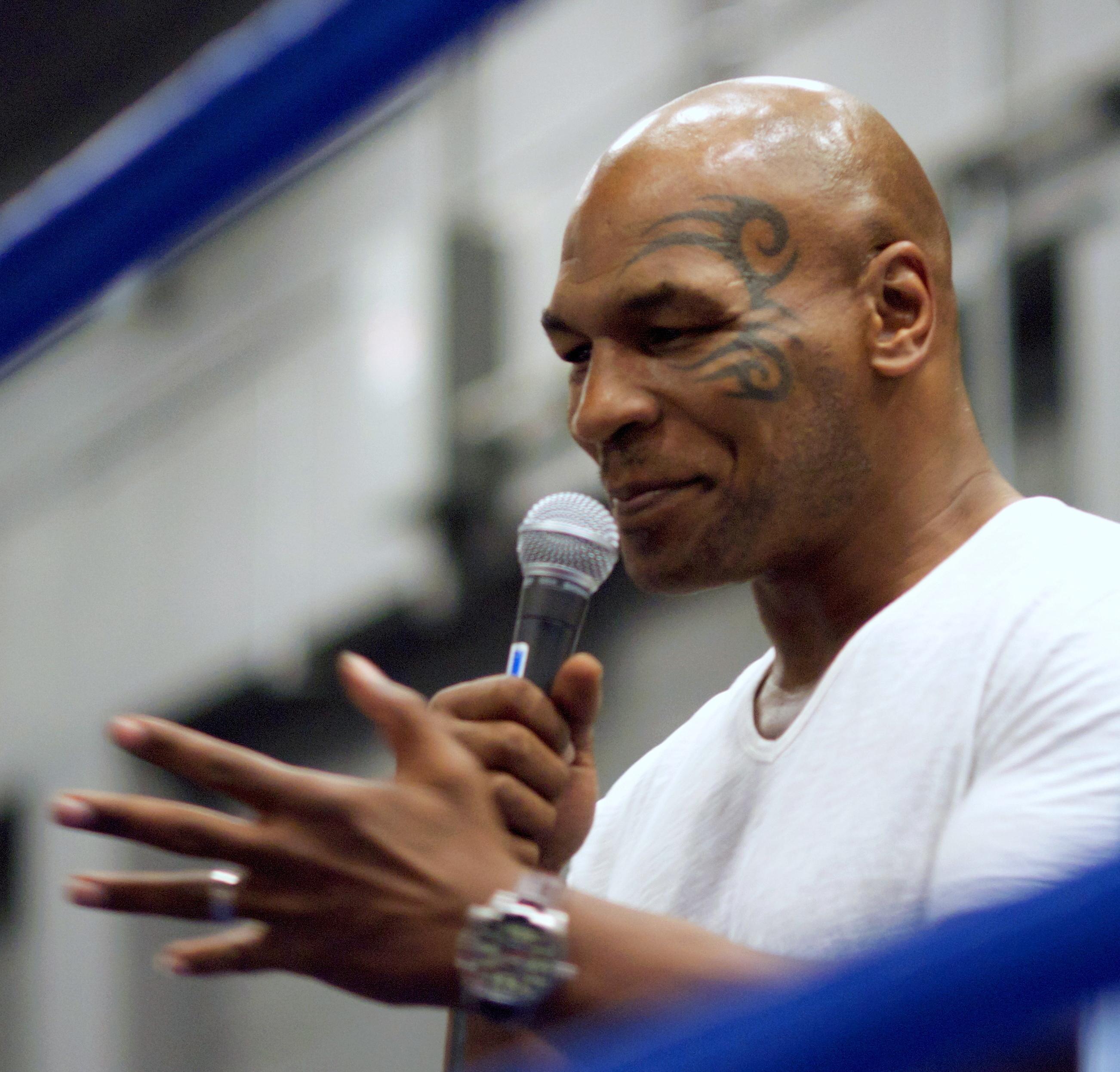 Ponturi pariuri Mike Tyson.