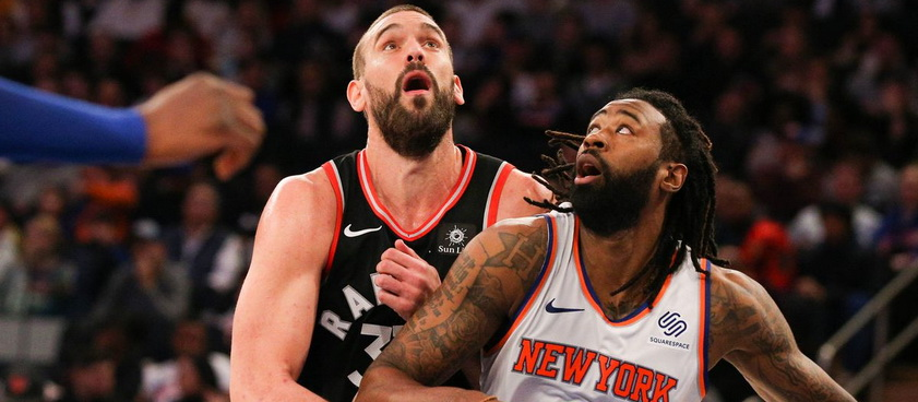 Toronto Raptors - New York Knicks. Pronosticuri NBA