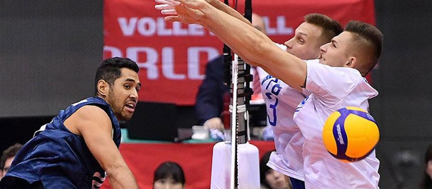 Тунис – Россия: прогноз на Кубок мира по волейболу среди мужчин