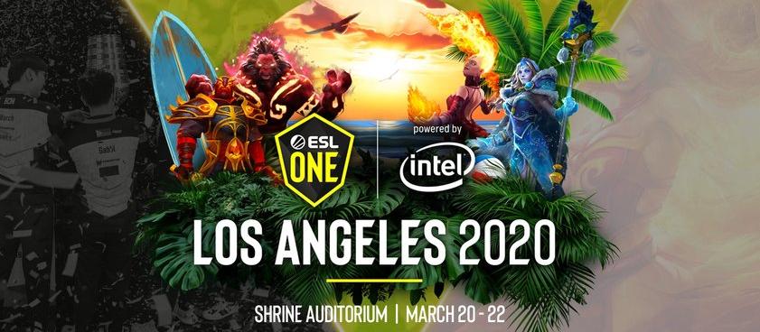 Ставки на ESL One Los Angeles 2020: фавориты и темные лошадки