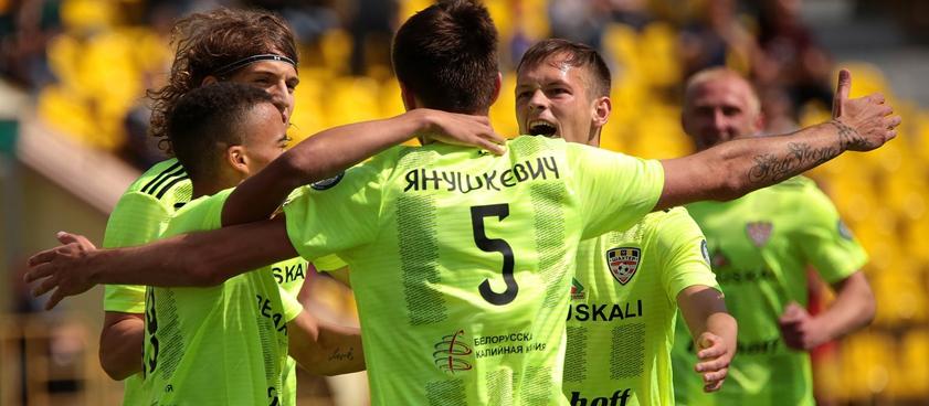 «Шахтер» Солигорск – «Гомель»: прогноз на футбол от Дмитрия Герчикова